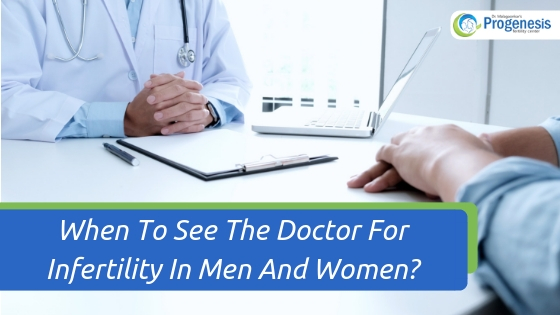 When To See The Doctor For Infertility In Men And Women_