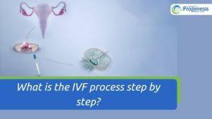 What is the IVF process step by step_