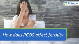 How does PCOS affect fertility