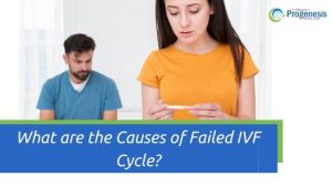 What are the Causes of Failed IVF Cycle
