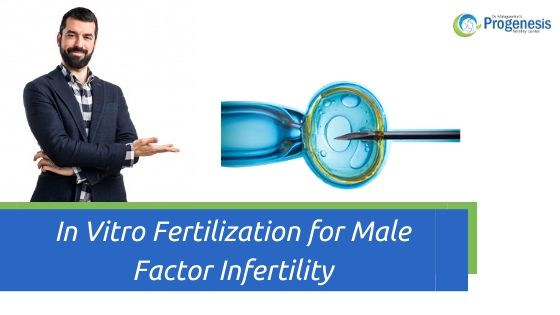 In Vitro Fertilization for Male Factor Infertility
