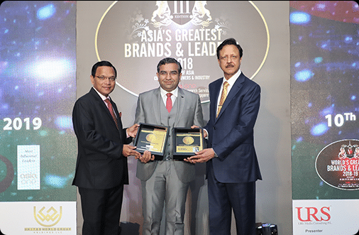 """YEAR 2019 – """"India's Fastest Growing Brands in IVF"""" URS & ASIA ONE in Singapore"""